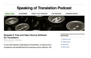 SpeakingofTranslation.com